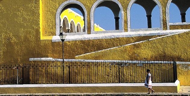 Ex convento de Izamal