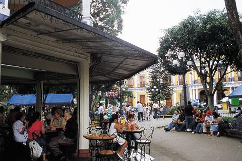 Centro de Coatepec, Veracruz / María de Lourdes Alonso