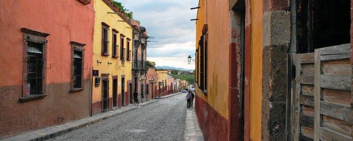 Callejonear en San Miguel de Allende | México Desconocido