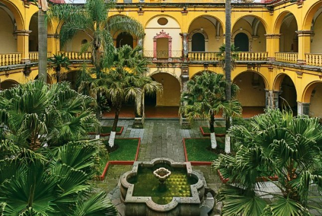 State Art Museum in the Magic Town of Orizaba