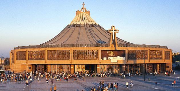 Resultado de imagen para basílica de guadalupe para turistas