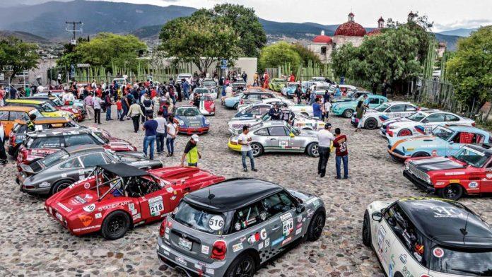 A disfrutar de la Carrera Panamericana! | México Desconocido