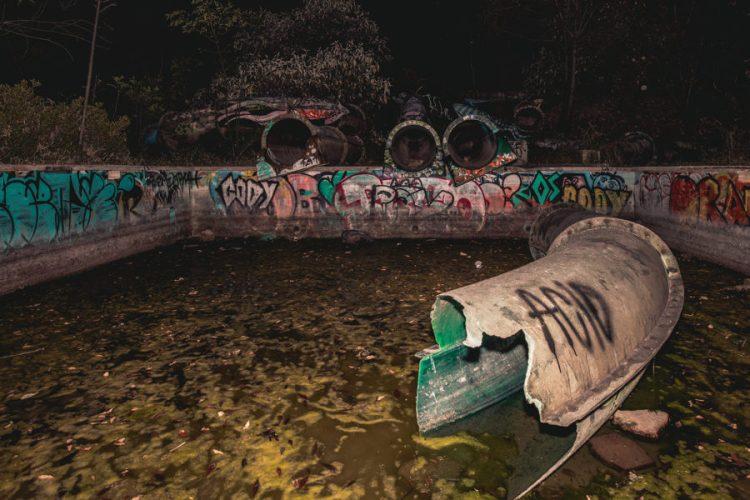 Atlantis tobogán