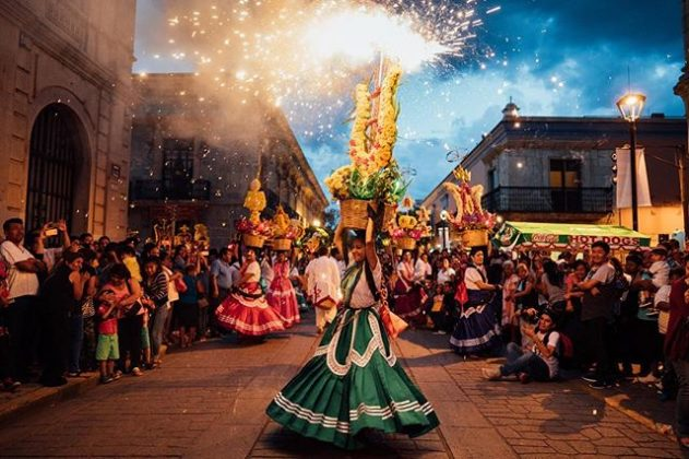 Image result for Guelaguetza 2019