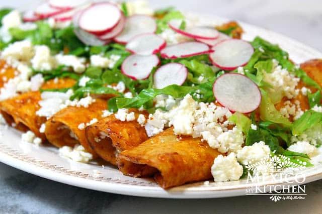 Receta-de-enchiladas-rojas