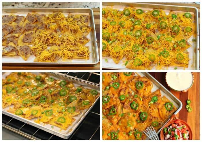 nachos tradicionales