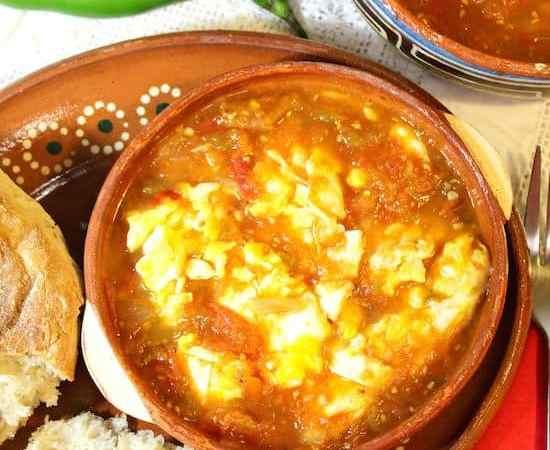 Receta Huevito en salsa