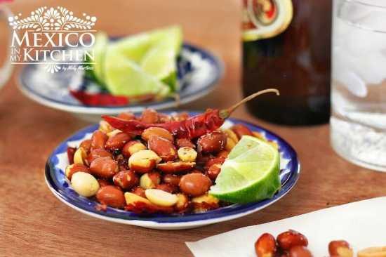 Cacahuate enchilados, disfruta de esta deliciosa receta