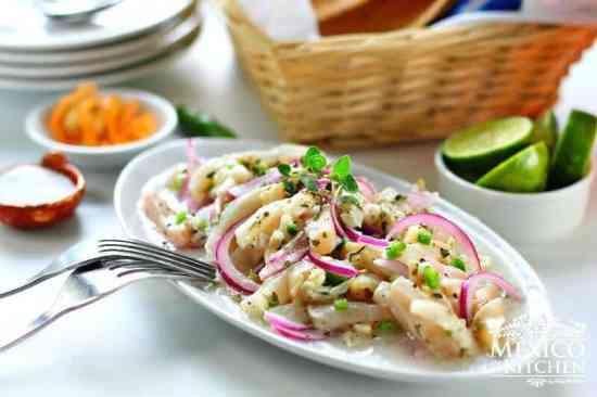 Tiritas de Pescado Zihuatanejo, disfruta de esta deliciosa receta