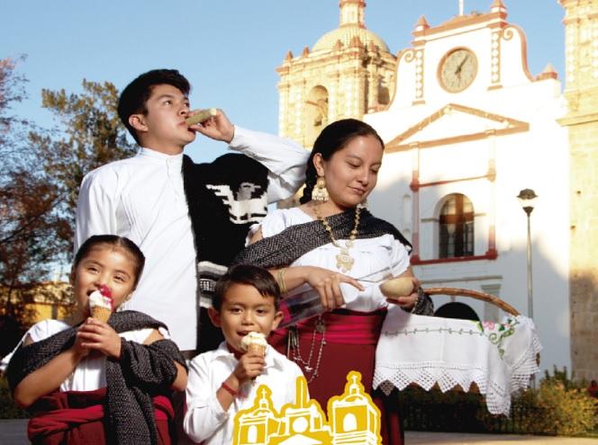 Feria de la Nieve y el Mezcal en Oaxaca