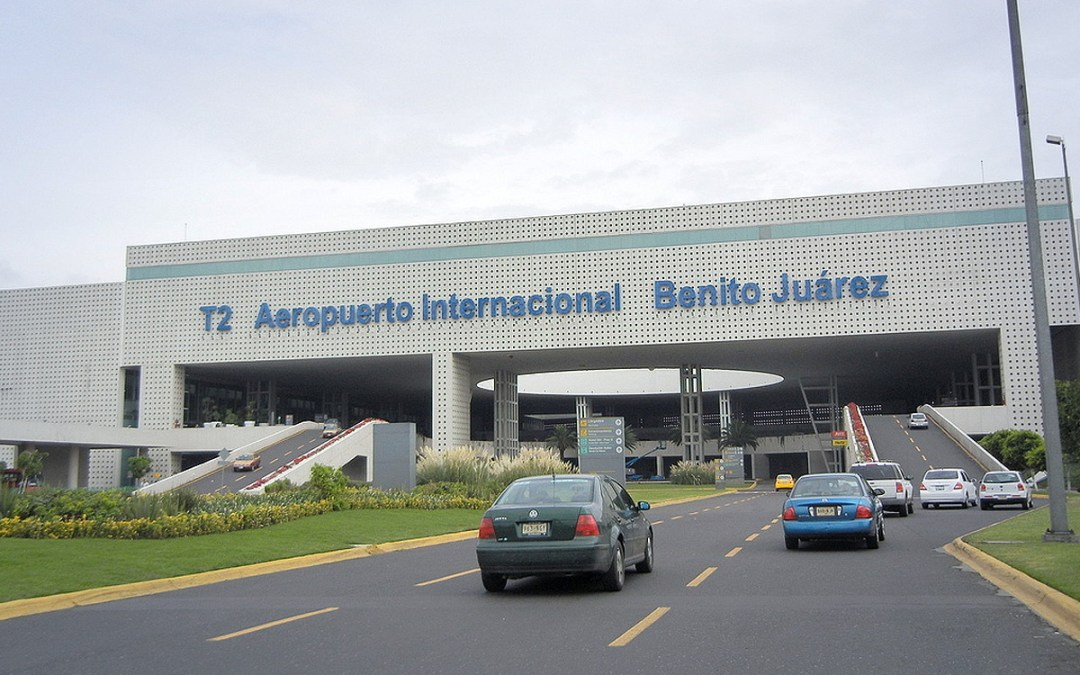 Crece 1.8 por ciento llegada de turistas extranjeros a aeropuertos
