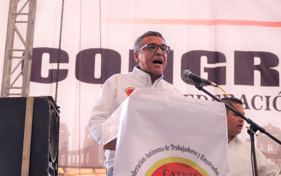 José del Olmo, nuevo líder de la FATE-CDMX
