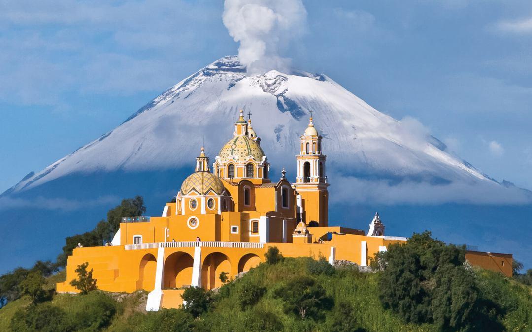 Si vas a Puebla, visita Cholula, invita Secretaría de Turismo