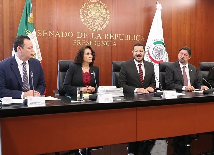 Reforma Laboral se aprobaría a mas tardar el 30 de abril: Batres
