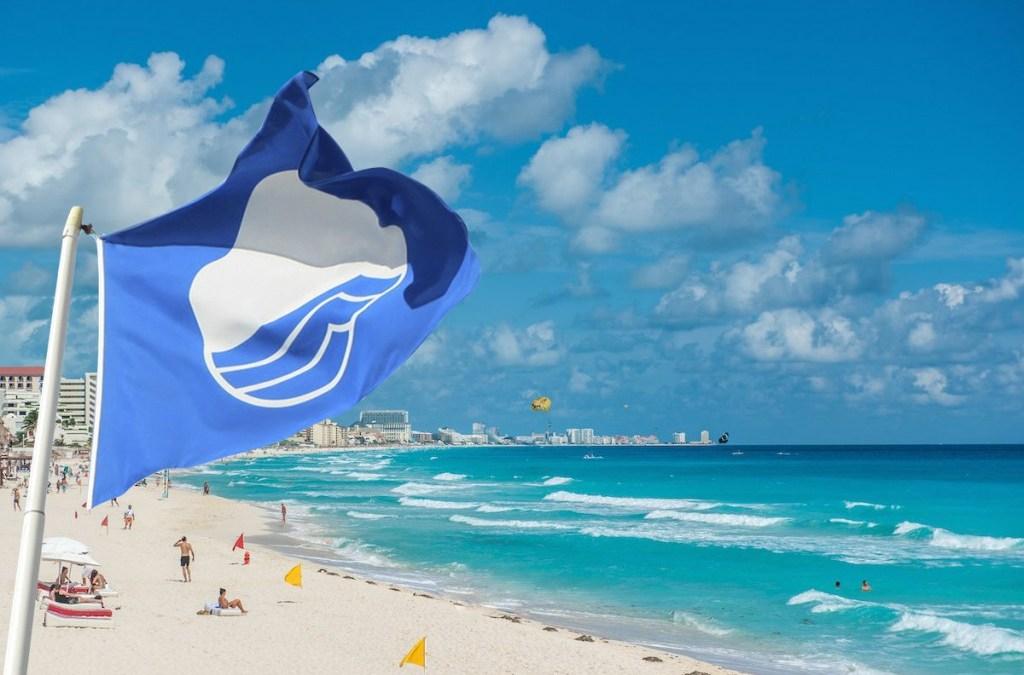 México líder continental en Blue Flag con 54 playas