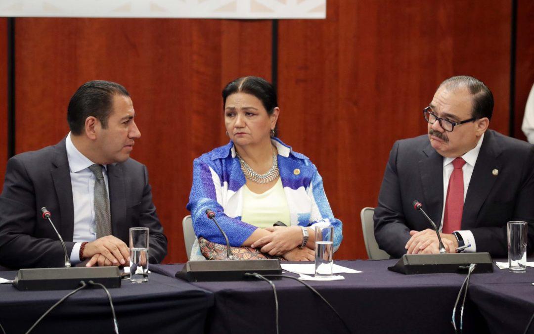 Integran grupo de trabajo para procesos electorales locales del 2019