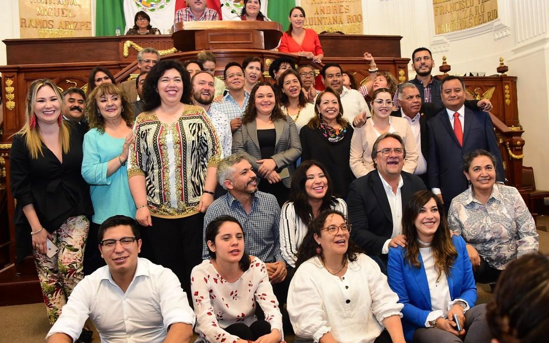 Aprueba Congreso CDMX el decreto de reforma en materia educativa