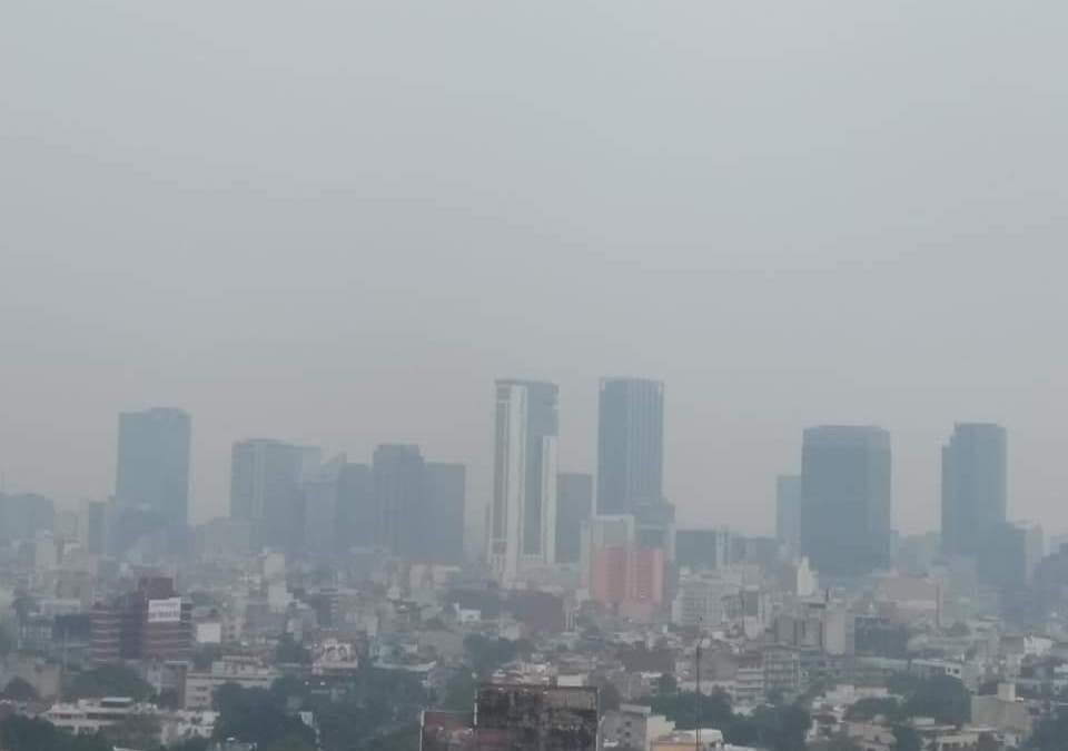 Se activa Contingencia Ambiental por 158 puntos de calidad de aire