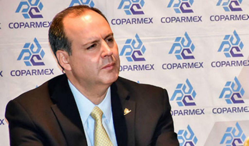 Exige Coparmex al gobierno cambiar su política económica