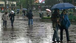 Nublados y lluvias ligeras todo el día en CDMX