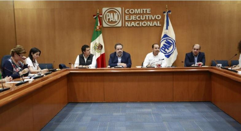 Aprueba PAN  XXIV Asamblea Nacional ordinaria en septiembre