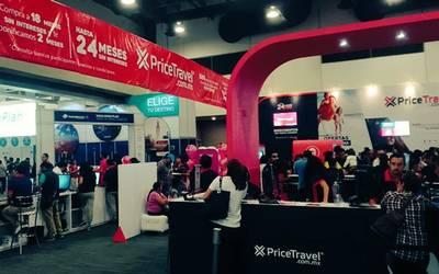 Participa Pricetravel en el outlet de viajes más grande de México