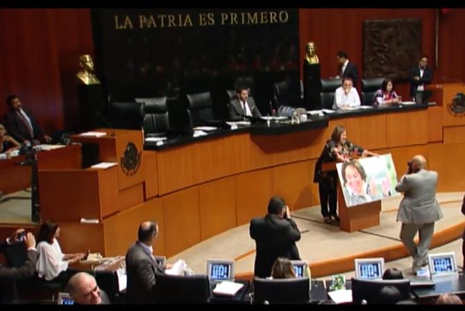 Pleno en Senado discute Reforma Educativa