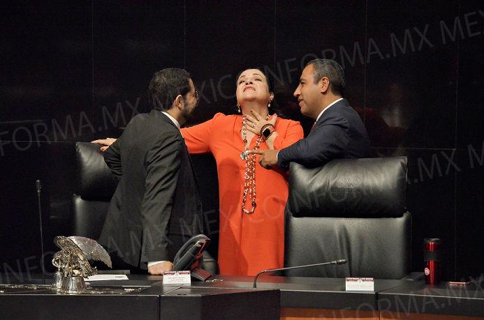 Incorporan a Extraordinario del Senado ratificación de consejeros de Pemex