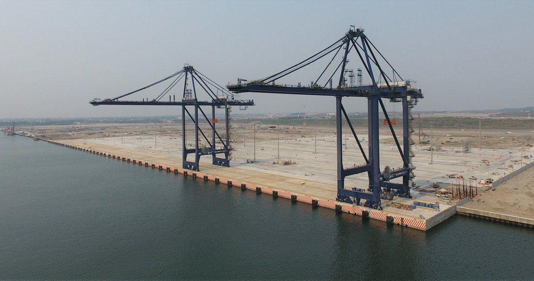 Nuevo Puerto de Veracruz la mejor opción de logística: Coparmex