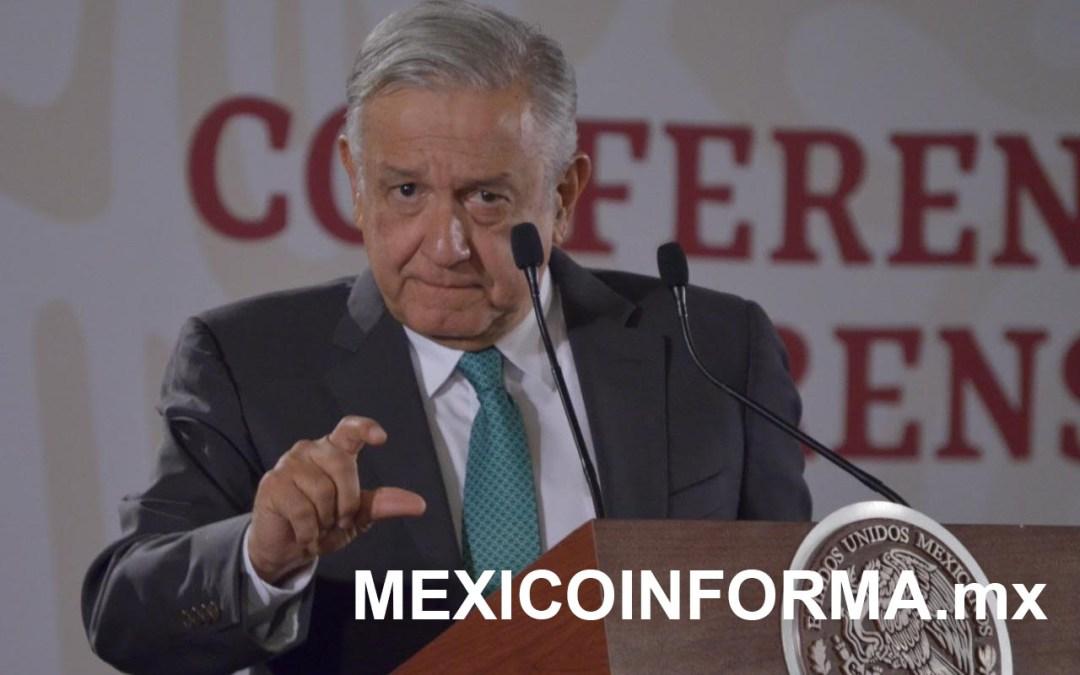 Se acabo con el tráfico de influencias para condonar impuestos.- López Obrador