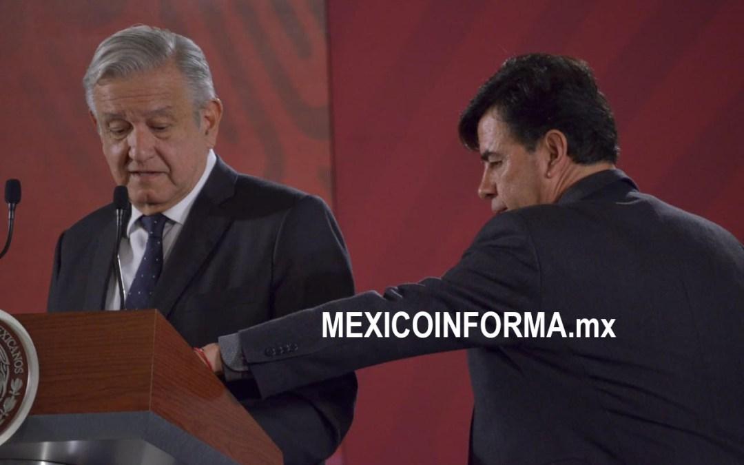 Celebra AMLO ratificación del T-MEC