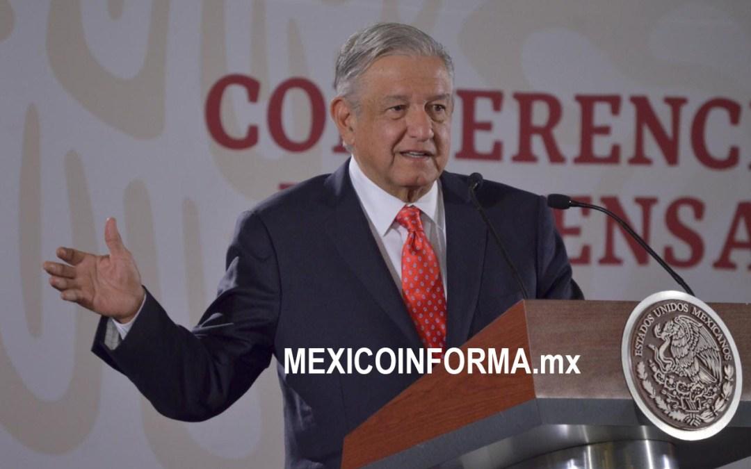 Empresariado malinterpreto contratos; hay buena relación, López Obrador