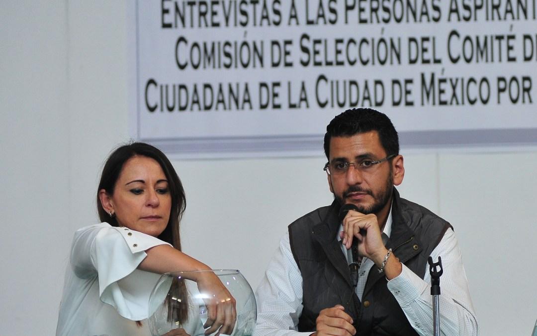 El 17 de junio habrá entrevistas para integrar comisión anticorrupción