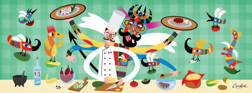 Celebra París festival de gastronomía mexicana