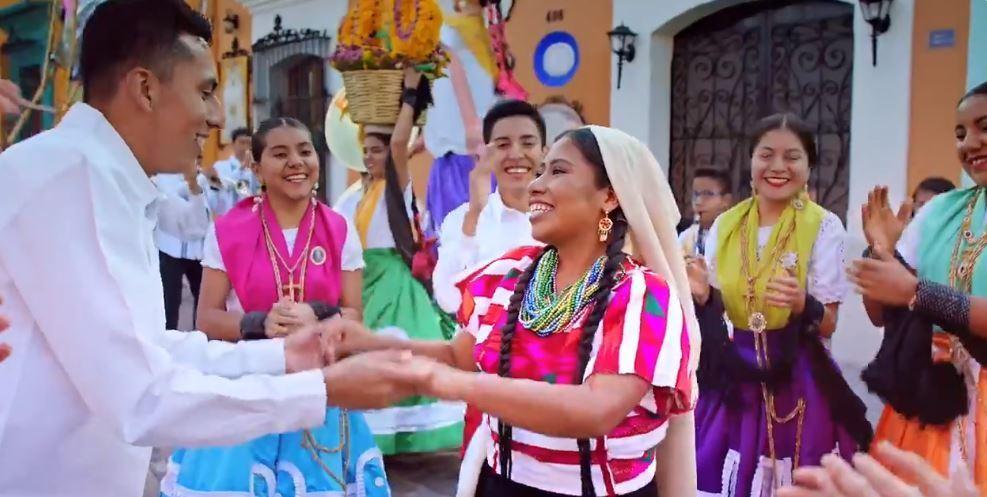 Yalitza Aparicio no bailará en La Guelaguetza 2019