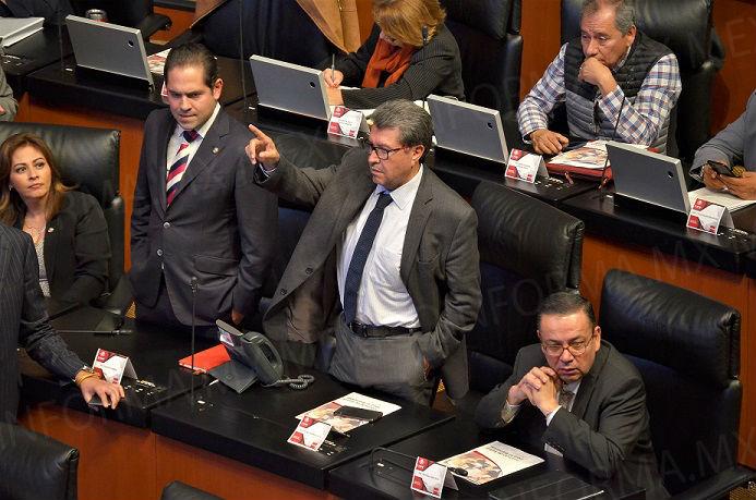 Buscará Monreal reunión formal con Evo Morales en el Senado
