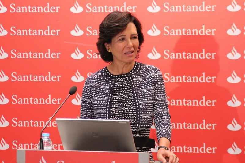 Santander financiará con 100 mil mdp proyectos de infraestructura
