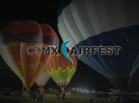 Listo el festival de globos aerostáticos en Bosque de Aragón