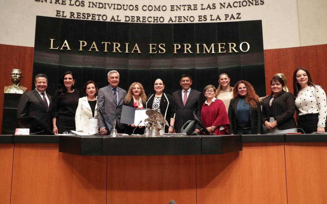 Mara Gómez Pérez nueva  titular de la Comisión Ejecutiva de Atención a Víctimas
