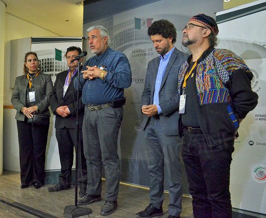 Necesario reforzar protección a connacionales: Narro Céspedes 