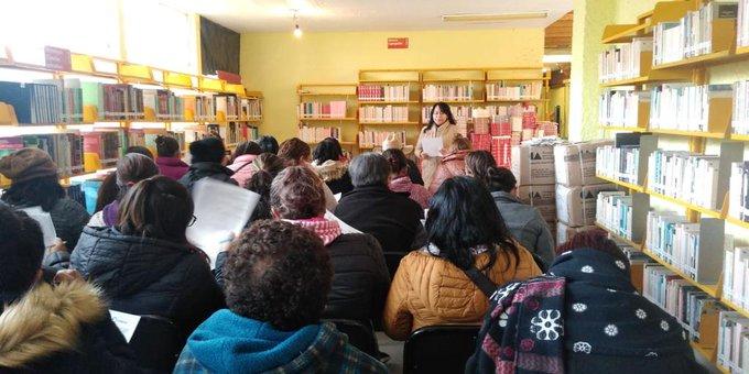 Cursos gratuitos para emprendedores en Milpa Alta