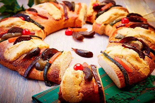 Rosca de Reyes entre 240 y 580 este 6 de enero