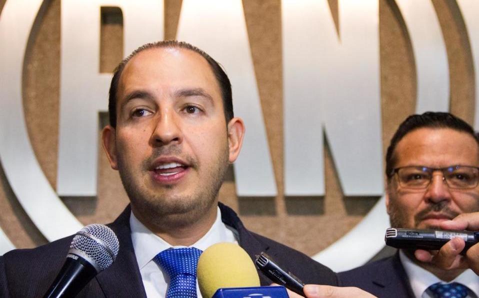 Este gobierno es una fábrica de pobres: Marko Cortés