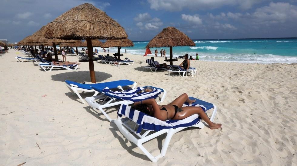 Cancún y Los Cabos concentran el mayor número de turistas extranjeros