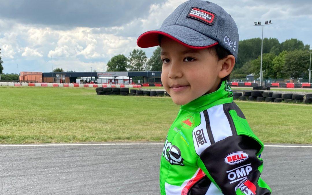 Gran Premio de México tiene a  su embajador más joven de la historia