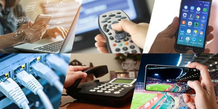 Proponen eliminar impuestos a servicios de telecomunicación