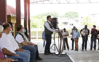 Llama IMSS a alcaldes y líderes de Chiapas a reforzar vacunación