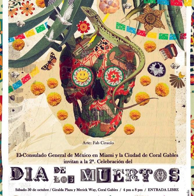 Visit México lleva la tradición de Dia de Muertos  Nueva York