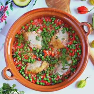 Chicken with rice – Arroz con Pollo