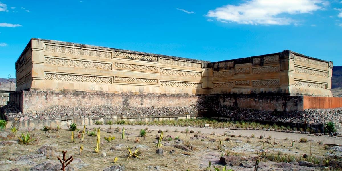 sat mexico tour and travel full day tour oaxaca mitla building